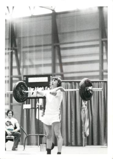 Manitoba Weightlifting